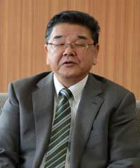 浦臼町 斉藤 純雄町長