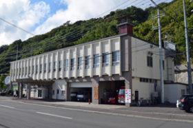 神恵内村が役場庁舎を建て替えへ 近く基本設計を発注