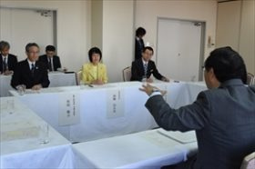 JR石北本線存続 高橋知事が地元代表と意見交換