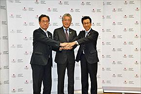 札幌市とJOC 対話ステージ参加確認