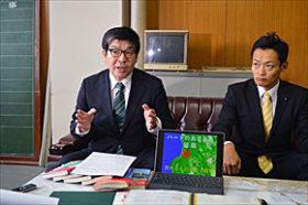 鉄路廃止反対掲げる 留萌市長選に庄司氏が立候補表明