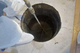 水の力で石綿除去 ウォーターリンクの事業が本格化へ
