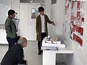 中村悠佑さん最優秀賞 道芸術デザイン専門学校卒業制作展