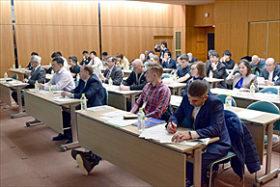 ロシアの建設関係者ら招き「都市づくりセミナー」北大