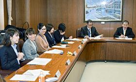 働きやすい職場に 女性技官活躍推進会議が初会合 開発局