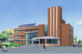 音更町が役場庁舎の改修・増築を5月に公告