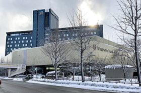 札幌パークホテル建て替えへ概略設計進める