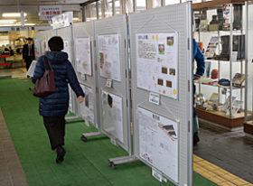 「小樽に建てたい建物」 小樽工高生のコンペ作展示