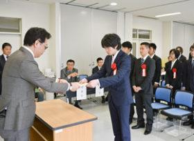 札幌塗装技術学院が修了・入校式