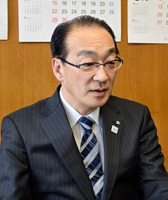 インタビュー/北海道建設部長 岡田恭一氏