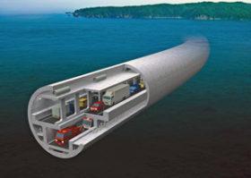 有人自動車道の第2青函トンネル 7200億円試算