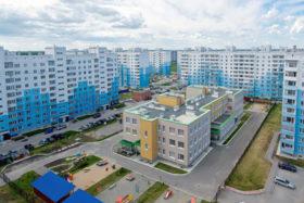 ノボシビルスク通信 住宅投資 高水準を維持