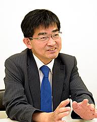 スフェラーパワーの井本聡一郎社長