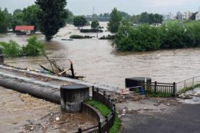 石狩川、雨竜川が氾濫 大雨被害で天人峡温泉孤立