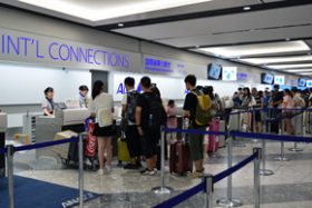 新千歳空港国内線ビル改修が完了 サービス多様化に対応