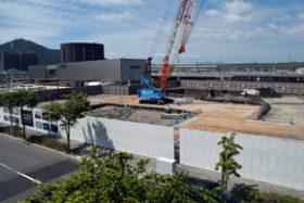 函館駅前・大門地区の空地半減 ホテル建設ラッシュで