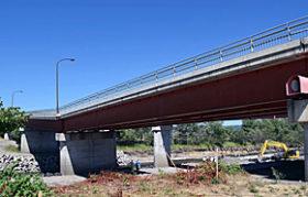 7月大雨被災の「いわね大橋」復旧までに最短でも2年