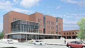 事業費は42.6億円 砂川市庁舎の基本設計概要まとまる