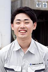 未来を担うワカモノの思い 北海道ティーシー生コン 中谷唯人さん