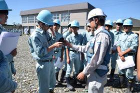 岩見沢農高で学校キャラバン開催 開発局と空知建協