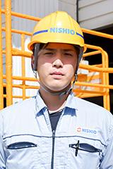未来を担うワカモノの思い ニシオレントオール北海道 白勢隆成さん