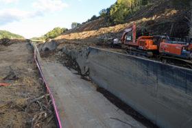 厚真ダムの安全性確保 土砂撤去数週間で完了