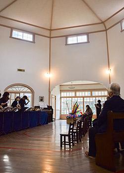 帯広市内の重要文化財「旧双葉幼稚園」が一般公開