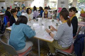 現場で働くイメージを 札幌で土木施設めぐり女子ツアー