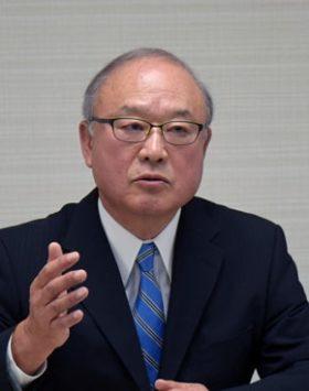 北海道建設業信用保証 吉田義一社長 上半期振り返る