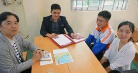 中空知建設業連絡協が技能実習生受け入れでベトナム訪問