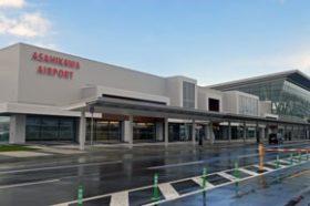 新国際線ターミナルビル11月22日供用開始 旭川空港