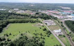 日本ハム新球場 北広島市内建設が正式決定
