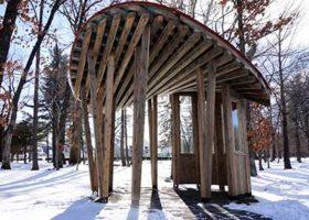 建築構造設計家の山脇克彦氏が北の聲アートで奨励賞に