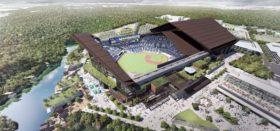 世界がまだ見ぬボールパークへ 新球場は延べ10万m²