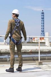 19年に安全帯規則改正 各社が新フルハーネス開発へ
