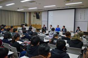 高専生へ建設業の使命や魅力伝える 函館建青会