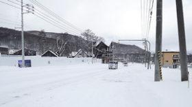 蘭越ニセコ倶知安線の景観向上へ 4.2㎞を無電柱化