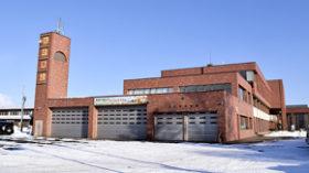 消防庁舎を移転しクリニック隣接地へ 上士幌町