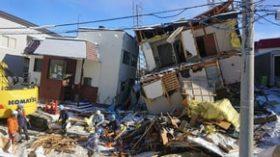 被災家屋を公費撤去 札幌市、年明けから作業本格化