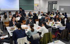 女性が輝ける業界です 女性建設技術者と女子学生が座談会