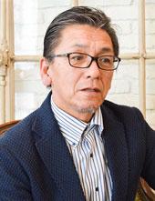 造園業者の技術、視点で 旭川公園管理センター奥野社長