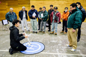 旭川でドローン導入講習会 道建協が地方初開催