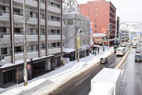 小樽市の5号花園電線共同溝 19年度から山側を施工へ