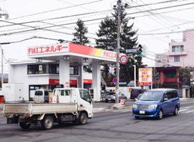 原油コスト上昇受け 道内のガソリンが値上がり