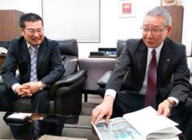 トンネル技術開発と本州での提案営業強化 東宏