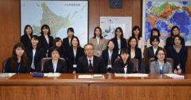 女性技官の個性生かせ 開発局が活躍推進会議