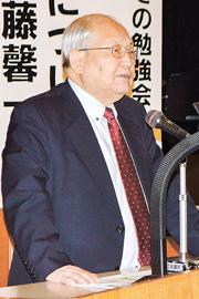 新幹線旭川延伸勉強会で北大の佐藤馨一名誉教授が講演