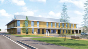 津別町新役場町舎の基本設計まとまる 概算工事費16億円