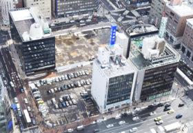 札幌・北4西3街区再開発 5月にも準備組合発足