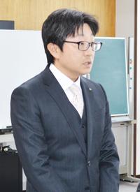 萌志会の会長に堀松誠氏が就任